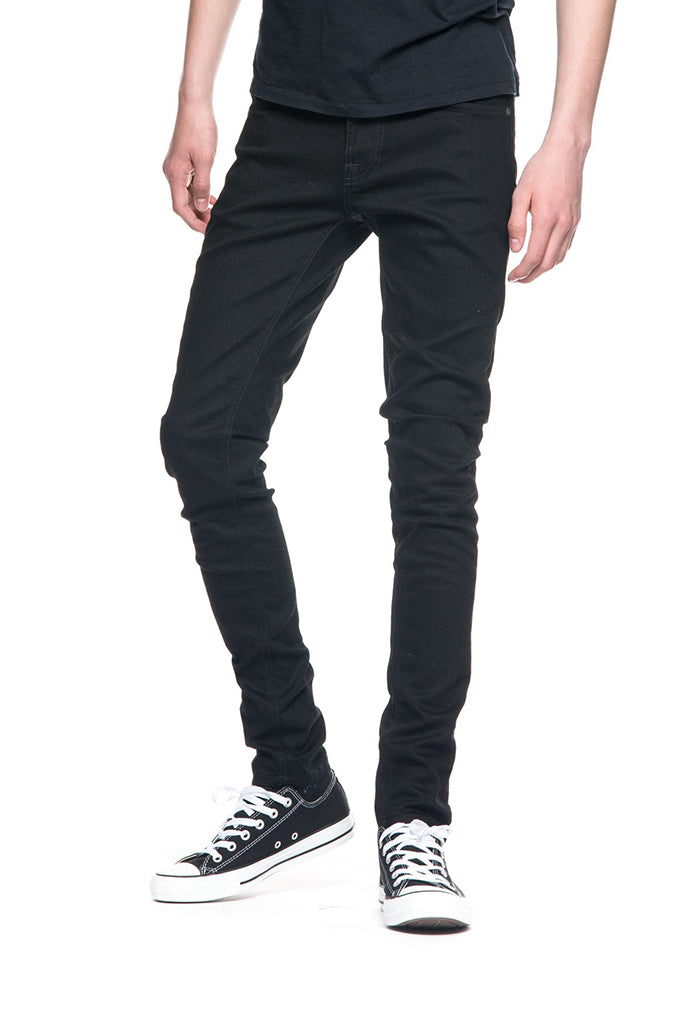 Nudie Jeans - Tight Terry in Black