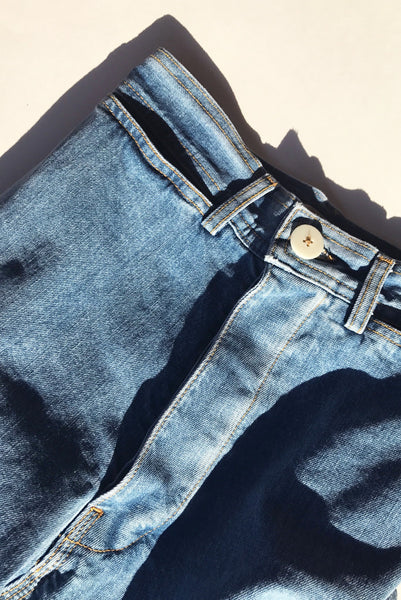 Jesse Kamm - Denim Sailor Pant
