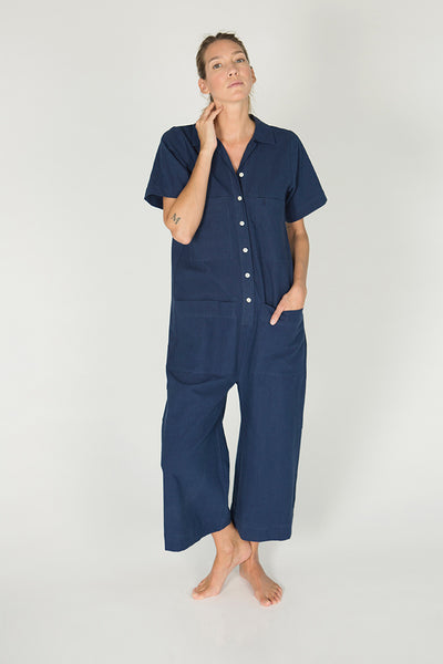 Ilana Kohn - Mabel Coverall in Royal