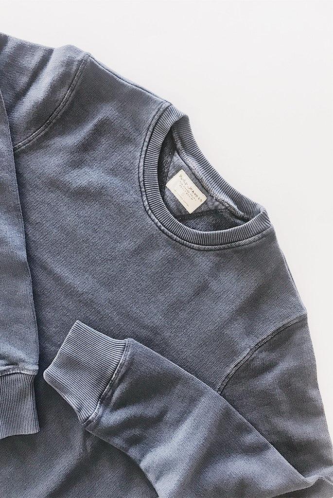 Nudie Jeans - Sven Rugged Navy