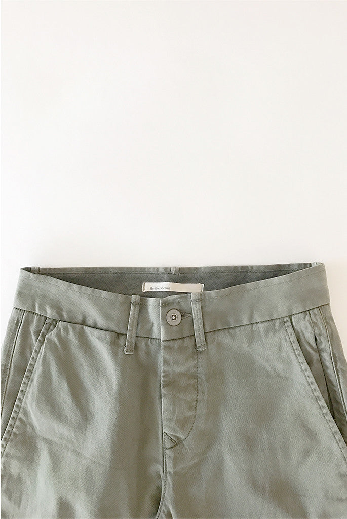 Life After Denim - Weekend Chino in Olive Drab