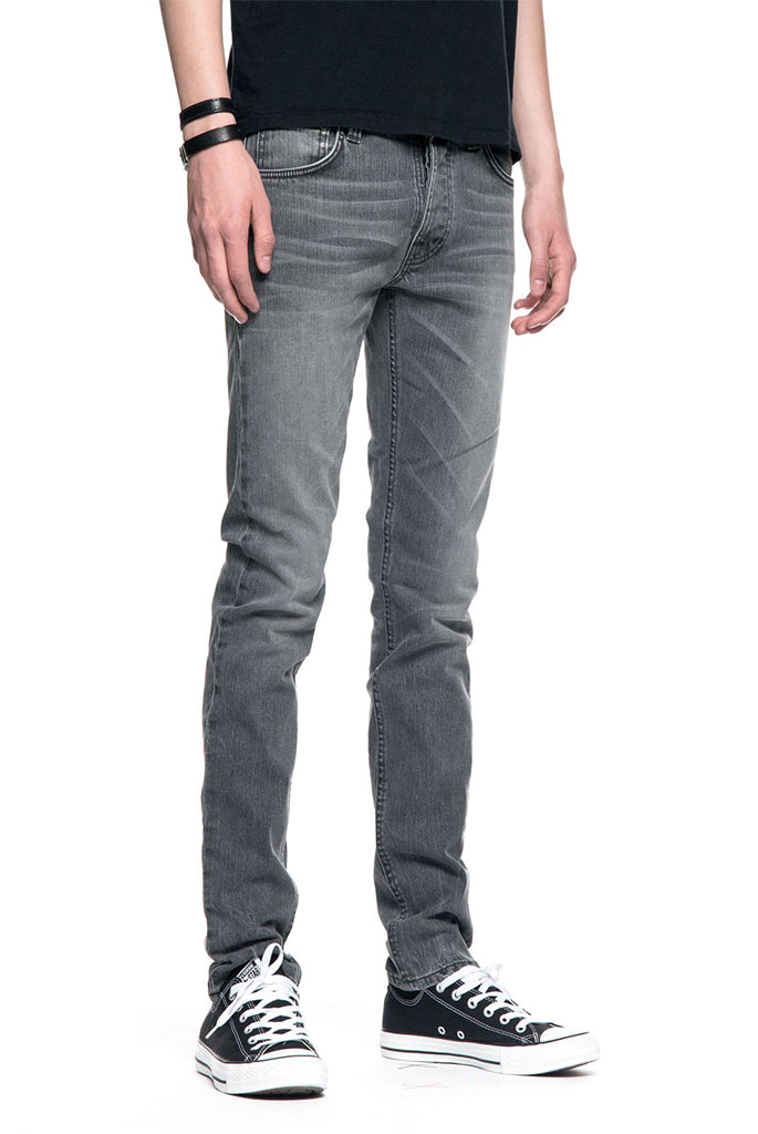 Nudie Jeans - Tilted Tor in Crispy Grey