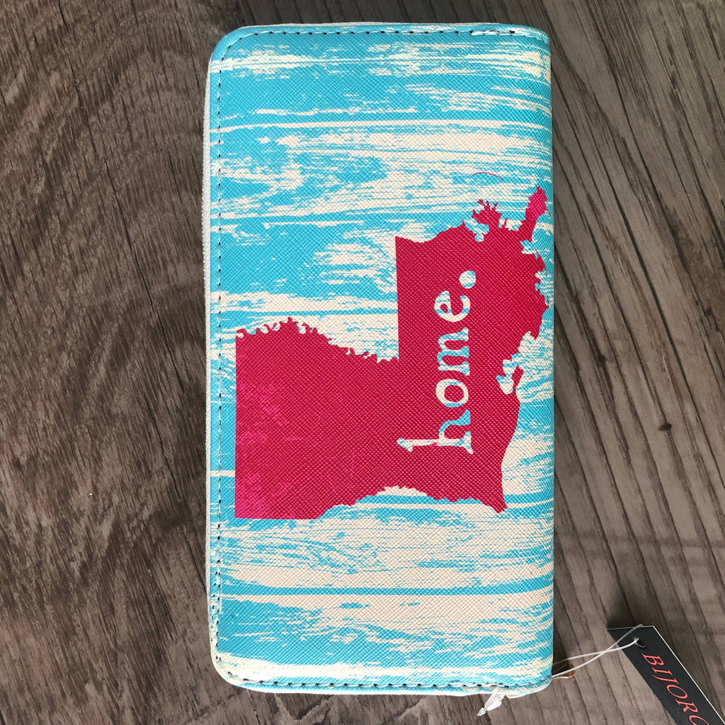 No Place Like Home Wallet