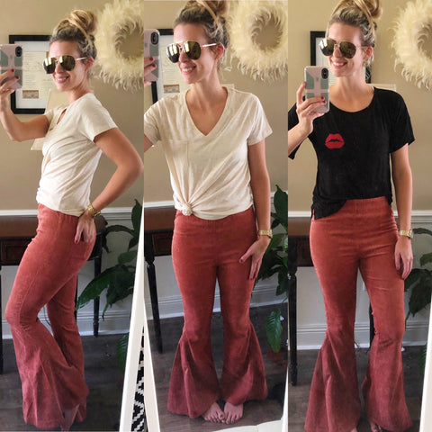Jane Flared Pants