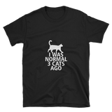3 Cats Ago Short sleeve t-shirt