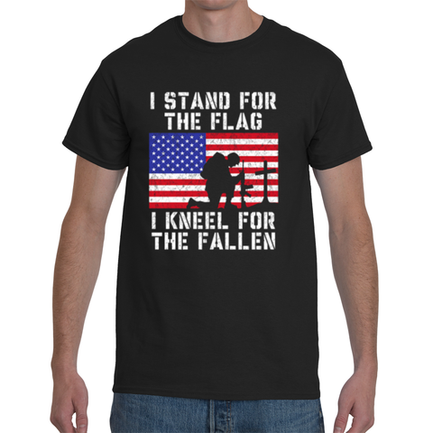 For The Fallen T-Shirt