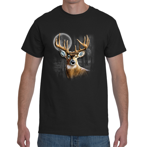 Whitetail Wilderness (Darks Only) T-Shirt