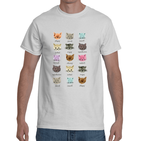 Moody Cats T-Shirt