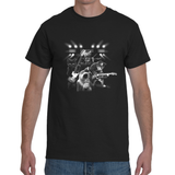 Wolf Moon Silhouette- T-Shirt