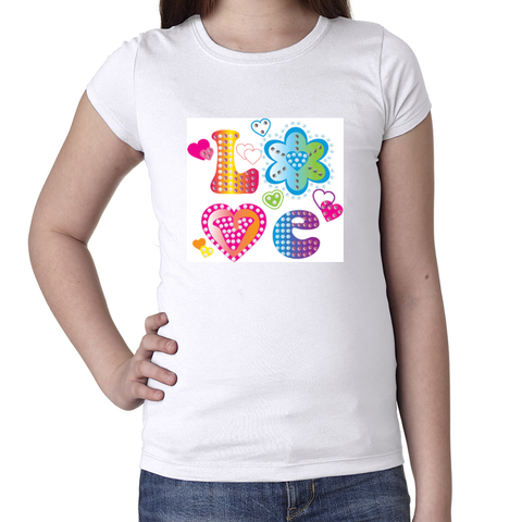 Flower Love T-Shirt