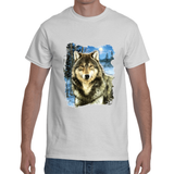 Winter Wolf- T-Shirt