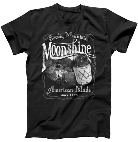 Smokey Mountain Moonshine T-Shirt