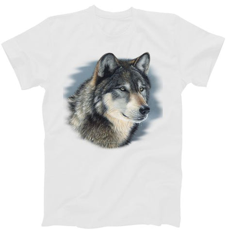 Cold Stare Wolf T-Shirt