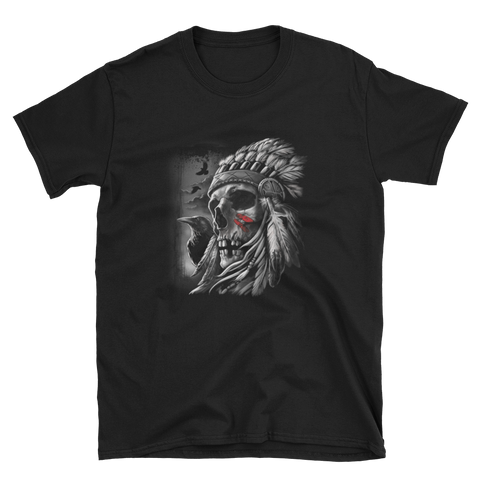 Chief Skull - T- shirt