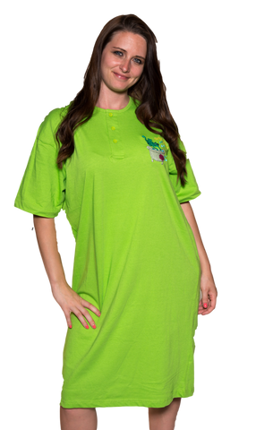 Ladies Cotton Sleep Shirt Special Offer