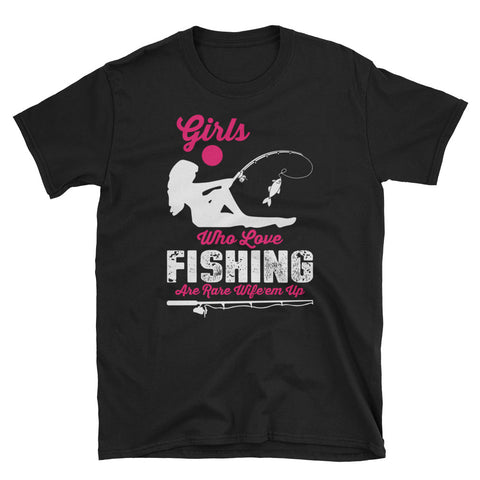 Girls Who Love Fishing Are Rare, Wife'em Up