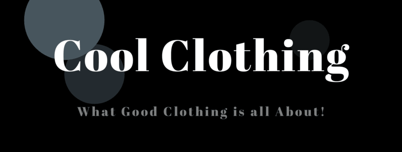 Cool Clothing