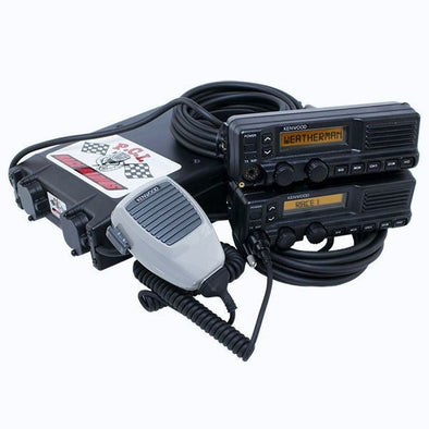 Kenwood TK-790H Dual Remote - PCI Race Radios