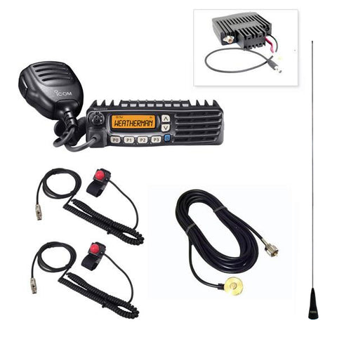 Icom Race Intercom Package