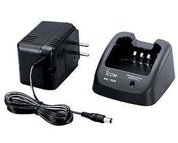 Icom BC-160 Rapid Charger - PCI Race Radios