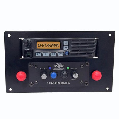 Rhino Intercom Radio Bracket - PCI Race Radios - 1