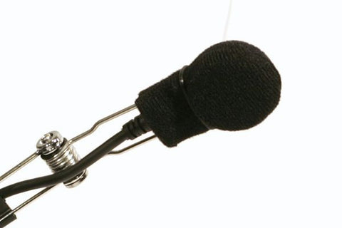 Cloth Mic Sock for Headset - PCI Race Radios