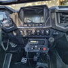 Turbo S Icom Radio Intercom Bracket