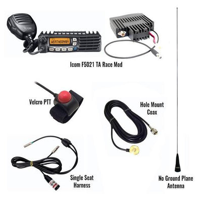 Icom F5021 Single Seat Package