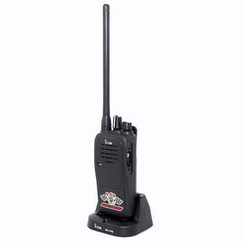 Icom F1000 Hand Held Package - PCI Race Radios