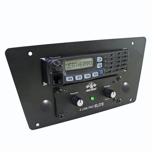 Yamaha Radio Intercom Bracket - PCI Race Radios - 1