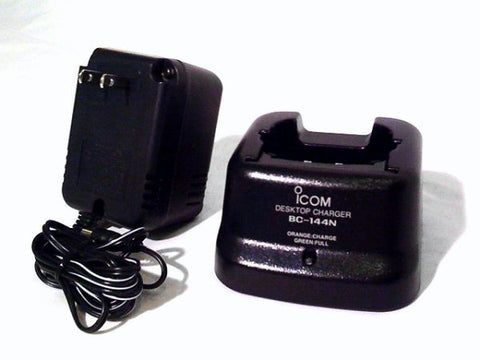 Rapid Charger for ICOM F11 - PCI Race Radios
