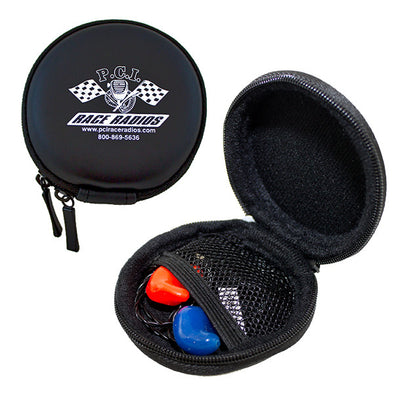 Custom Molded Ear Pieces - PCI Race Radios - 1
