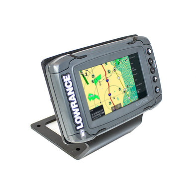 "Can Am X3 5"" Elite 5 Ti GPS Bracket"