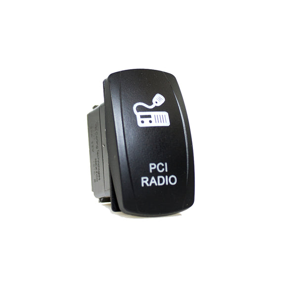 Rocker Switch for PCI Radios