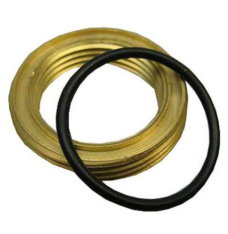 "Coax Brass Ring 7/8"" - PCI Race Radios"