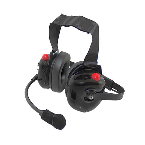 BTH Dual Radio Crew Chief Headset