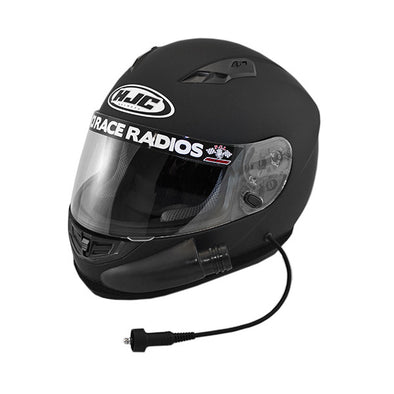 PCI Elite Wired HJC CS-R3 Helmet with RaceAir