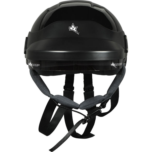 Amped Off-Road DOT Open Face Helmet