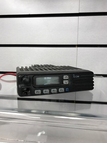 Display Icom Chase Radio