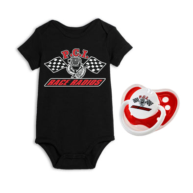 PCI Baby Gift Package with Onesie and Pacifier