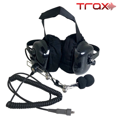 Trax Stereo BTH Headset with Volume Control