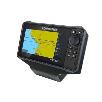 "Can Am X3 7"" HDS Live GPS Bracket"