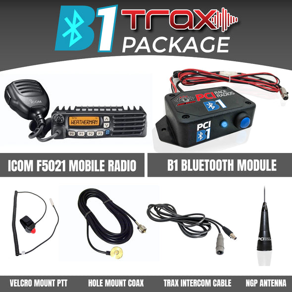 PCI TRAX B1 Package