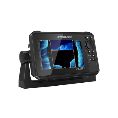 Lowrance HDS-7 Live - $100 mail in rebate