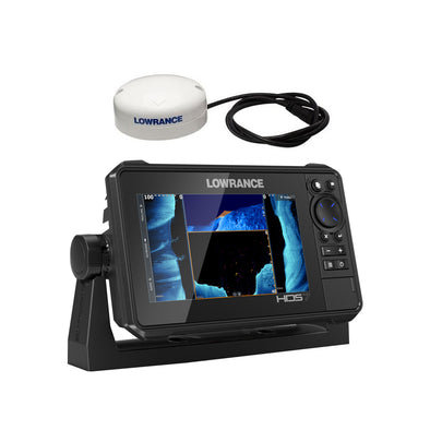 Lowrance HDS-7 Live Baja - $100 mail in rebate