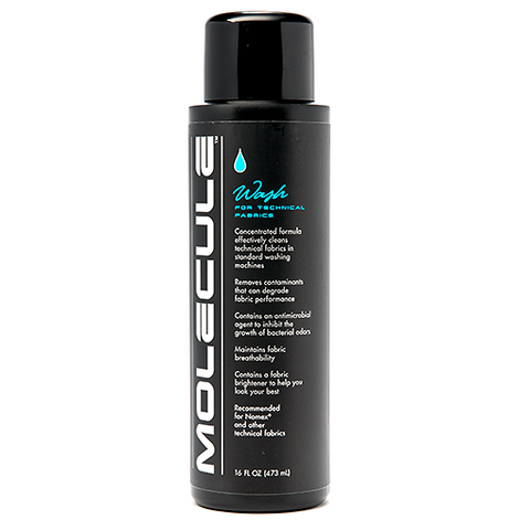 Molecule Suit Wash 16 oz.