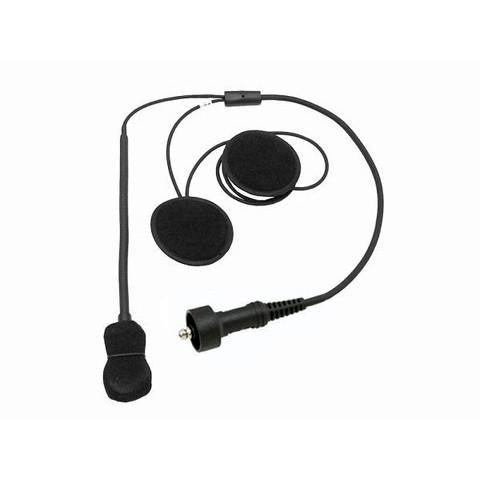 Offroad Recreation Helmet Wiring Kit with HFS Speakers