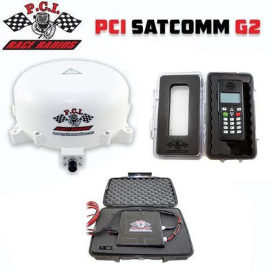 PCI SatComm G2 Race Radio Kit