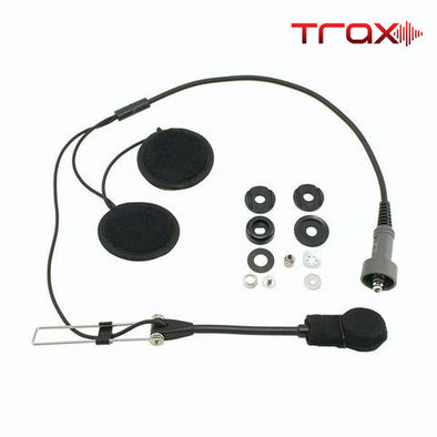 Trax Open Face Helmet Wiring Kit
