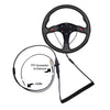 Quick Release Steering Wheel PTT Assembly